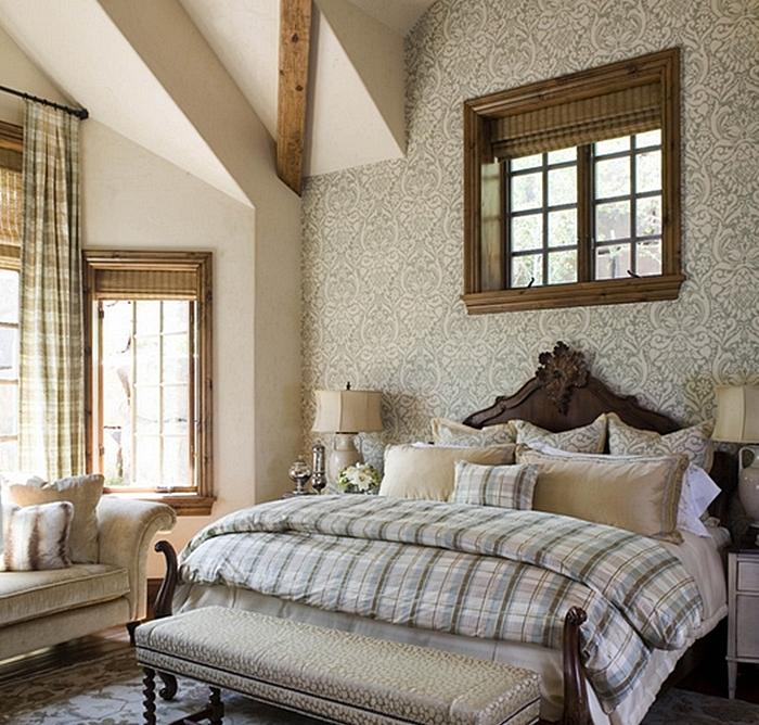 Ideas decoraci n de dormitorios matrimoniales hoy lowcost for Decoracion de habitaciones de matrimonio rusticas