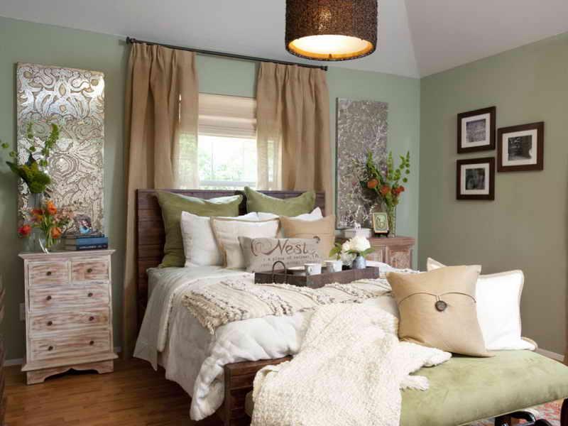 Ideas decoraci n de dormitorios matrimoniales hoy lowcost for Decoracion camas matrimonio