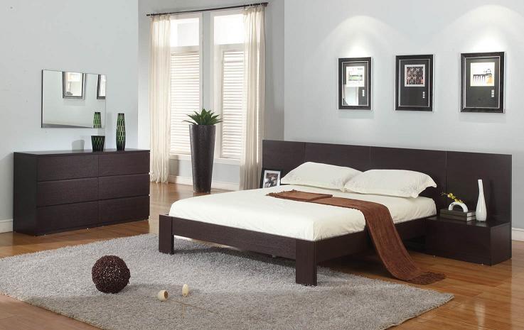 estilo feng dormitorios