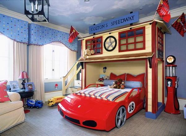 dormitorios para niños diseños originales