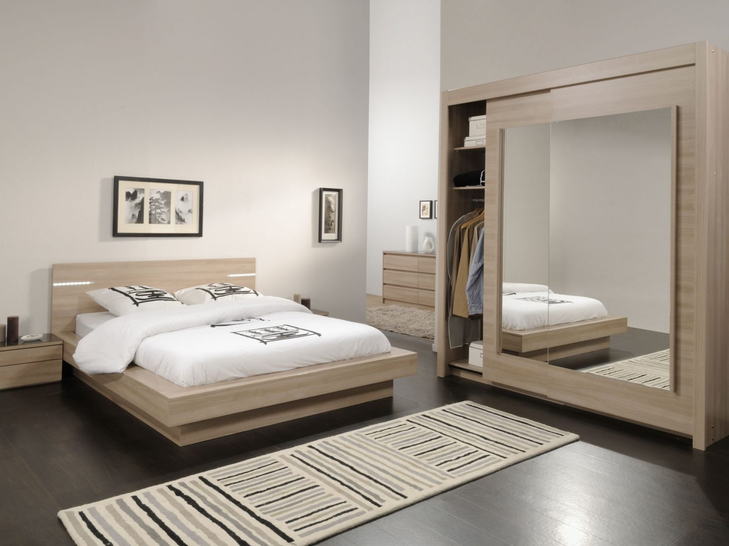 Decoraci n feng shui para dormitorios hoy lowcost for Decoration chambre adulte pas cher