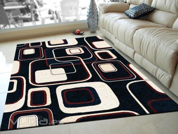 Decoraci n de salones modernos estilo minimalista hoy - Salones con alfombras ...