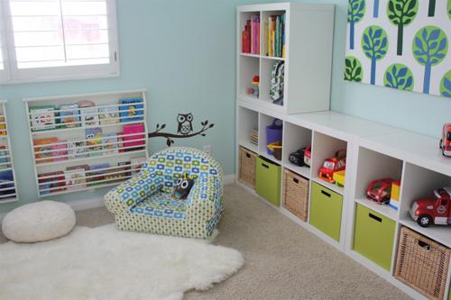 guardajuguetes dormitorios infantiles