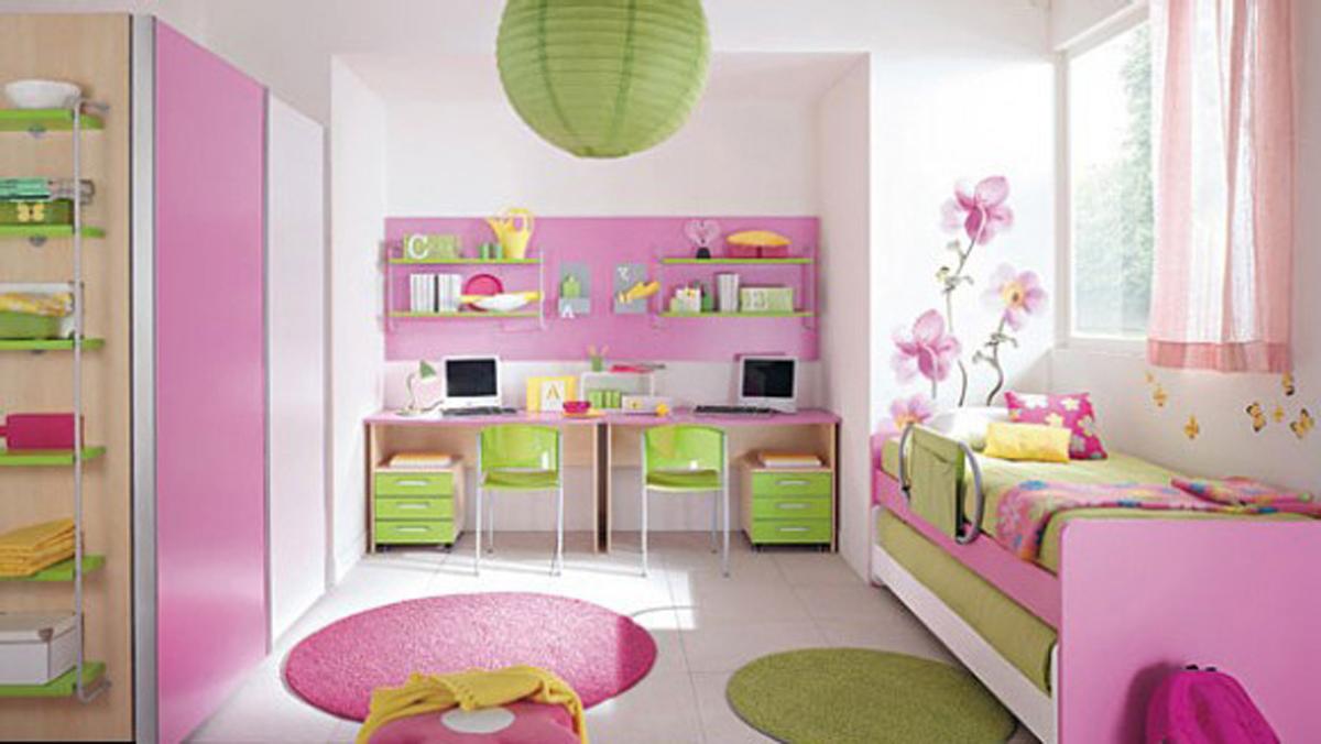 decoracion habitacion infantil 2017