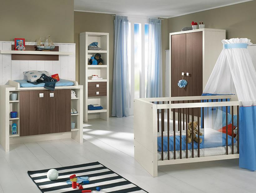 habitacion para bebes duradera