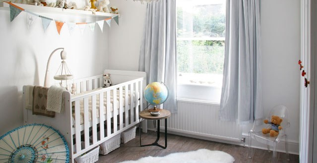 Ideas decoracion cuartos para bebes hoy lowcost - Ideas habitaciones bebe ...