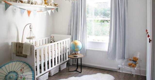 Ideas decoracion cuartos para bebes hoy lowcost - Decoracion para habitaciones de bebes ...