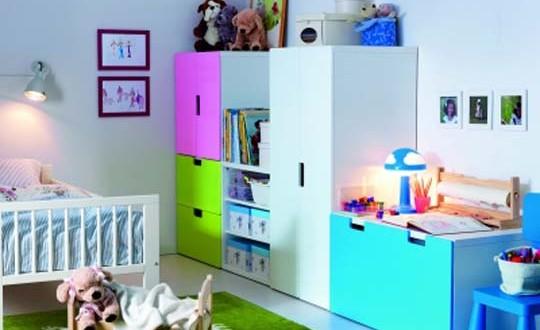 Ideas muebles dormitorios infantiles hoy lowcost - Ideas dormitorios infantiles ...