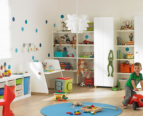 13 ideas en decoraci n dormitorios infantiles 2019 hoy lowcost. Black Bedroom Furniture Sets. Home Design Ideas
