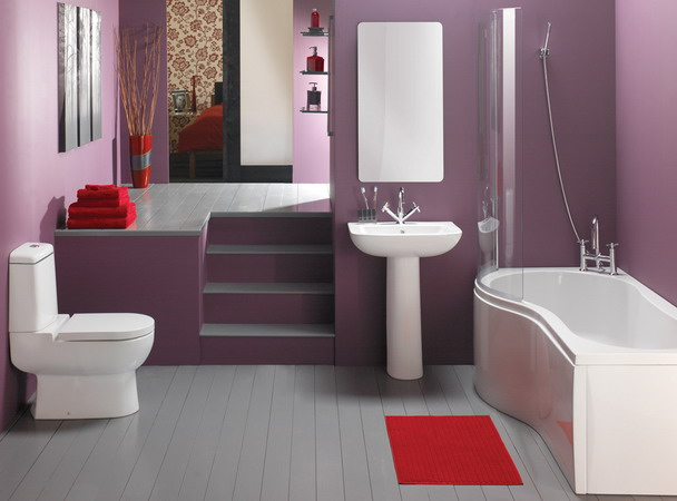 moderno baño decoracion