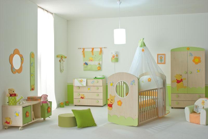 muebles de habitaciones de bebes