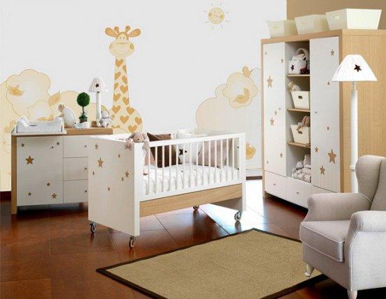 muebles habitaciones de bebes