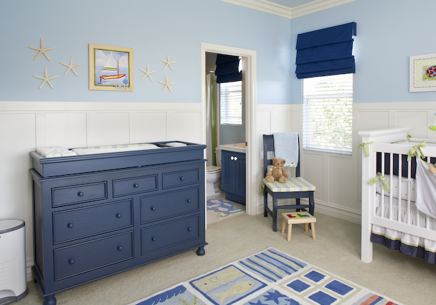 La mejor decoraci n de habitaciones de beb s hoy lowcost for Muebles de dormitorio