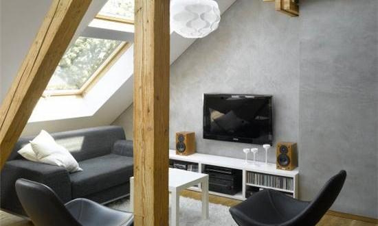 Muebles sencillos en salones de dise o hoy lowcost - Salones sencillos ...