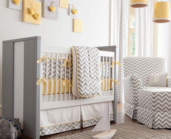 original diseño dormitorio de bebe