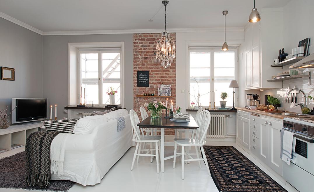 ideas decorar cocina comedor decoracin de salones modernos estilo minimalista hoy lowcost