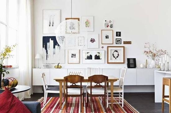 diseño salones pequeños