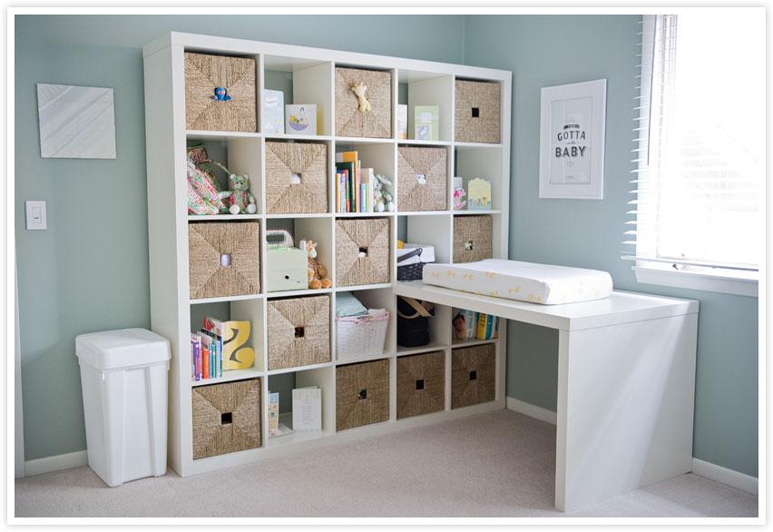 La mejor decoraci n de habitaciones de beb s hoy lowcost - Decoracion de habitaciones ikea ...