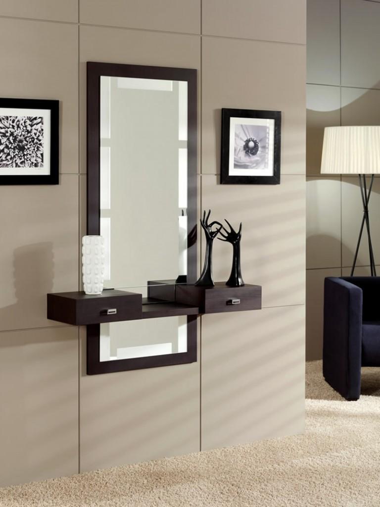 Recibidores modernos ideas para su decoraci n hoy lowcost - Muebles de recibidor modernos ...