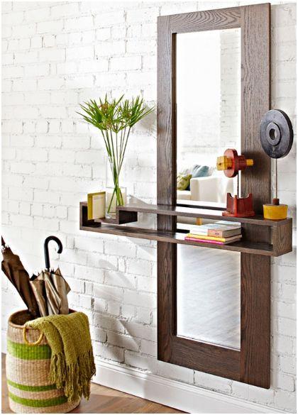 Recibidores modernos ideas para su decoraci n hoy lowcost for Espejos de cuerpo entero baratos