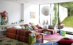 salones modernos estilo lounge