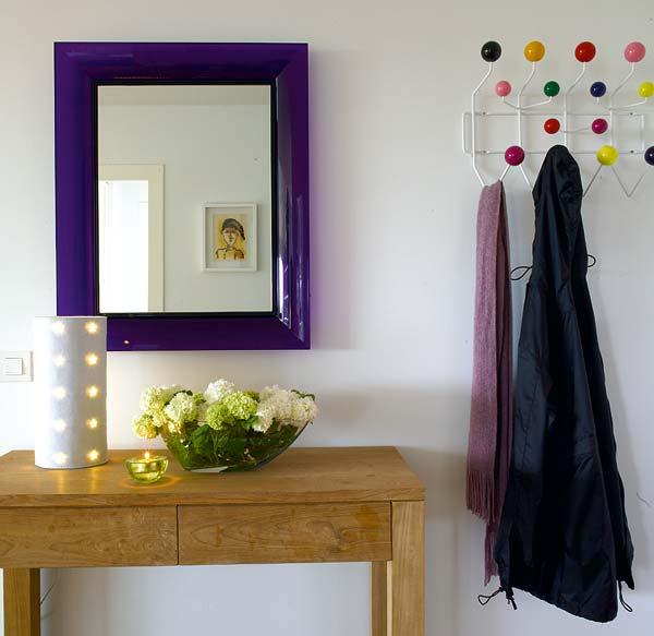 colores decoracion recibidores modernos