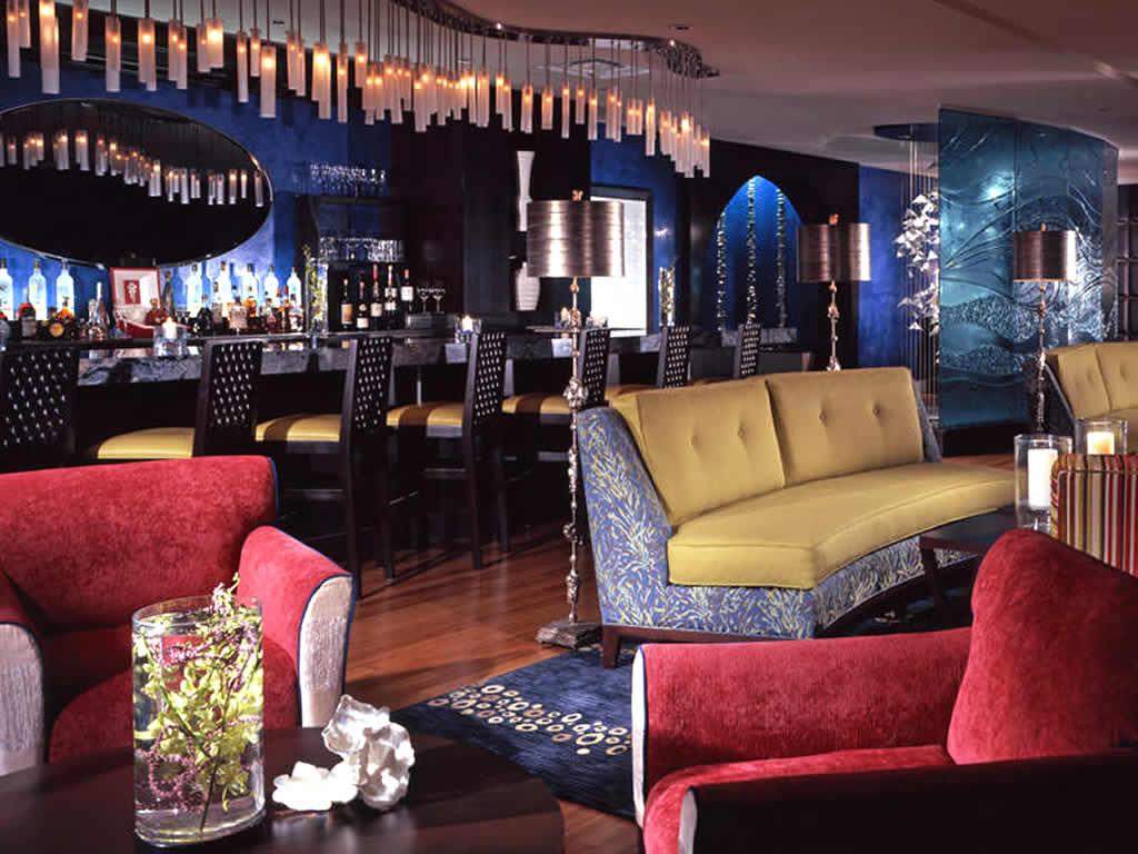 hoteles y cafeterias estilo lounge