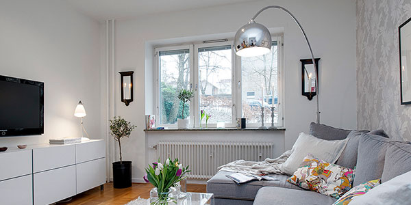 Iluminación salas de estar