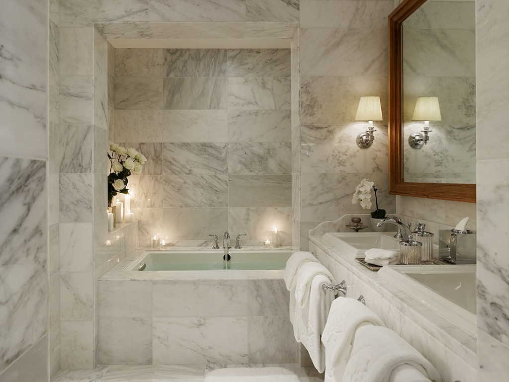 baños de marmol