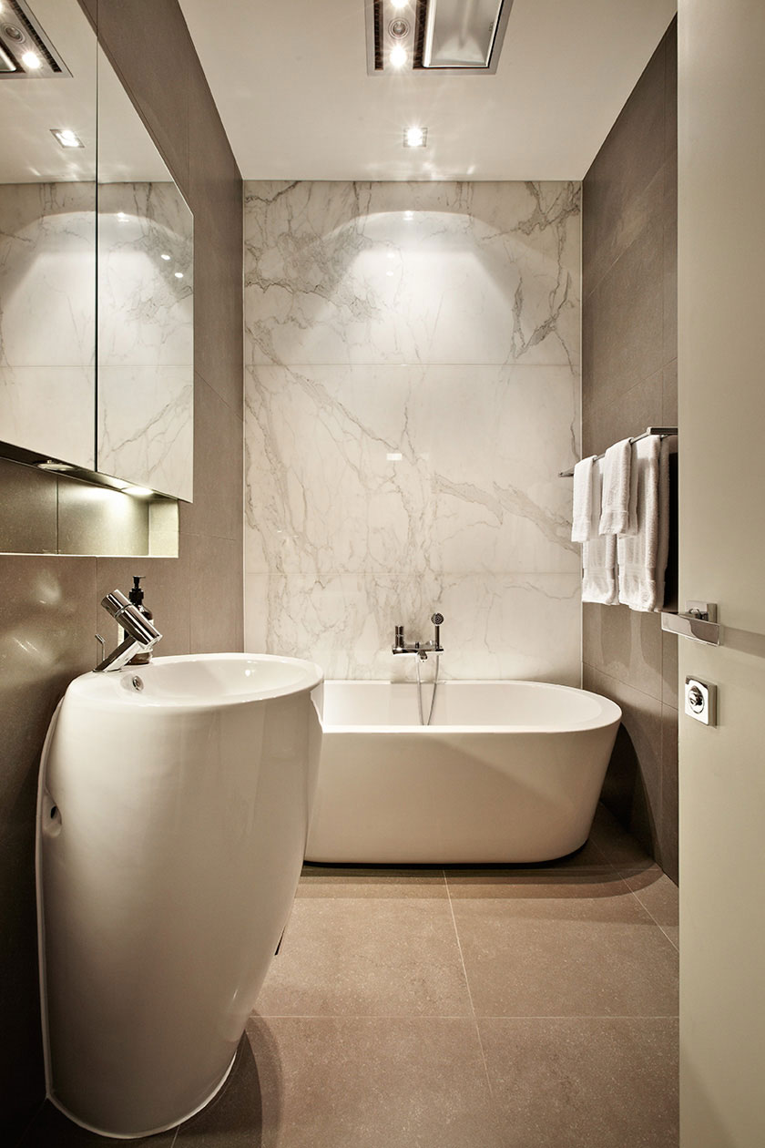 Ba os modernos originales no te lo pierdas hoy lowcost for Best bathroom designs 2014