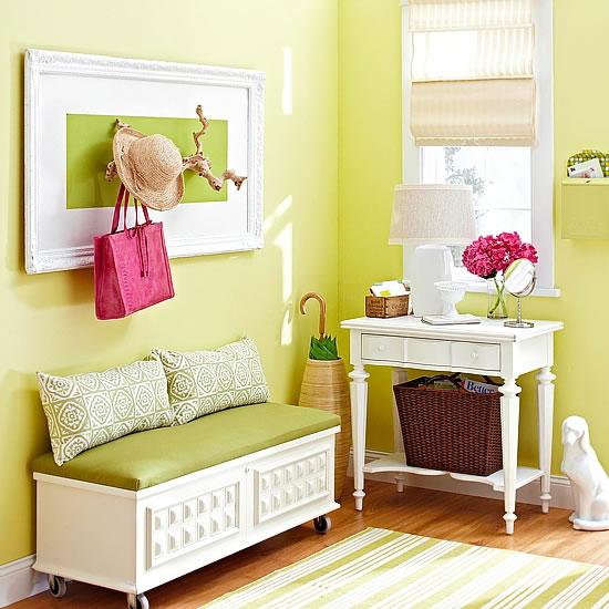muebles decoracion recibidor