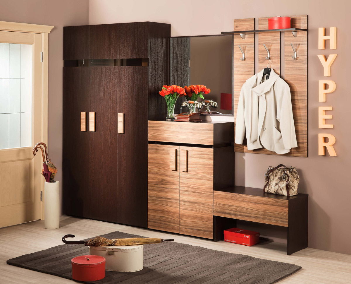 muebles recibidores diseño
