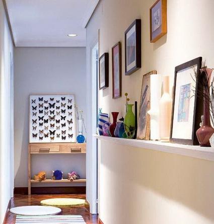 pasillos decoracion
