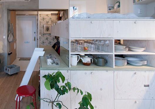 dos ambientes loft
