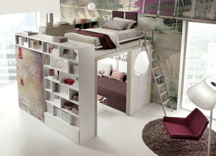 muebles en vertical