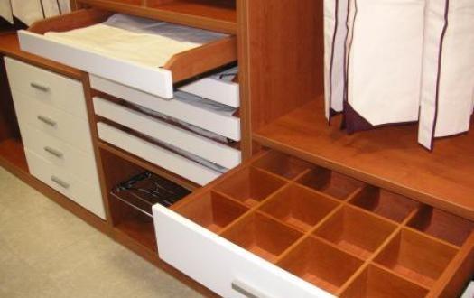 Armario empotrado interior hoy lowcost - Interior armario empotrado ...