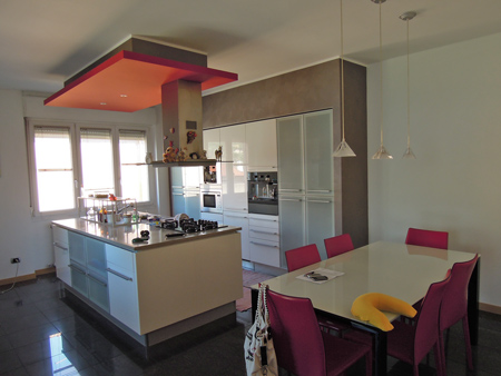 cocinas modernas con office