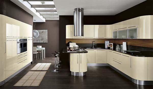 Cocina moderna gran diseño