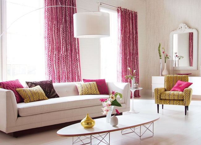 Diseño de interiores estilo chic-casual