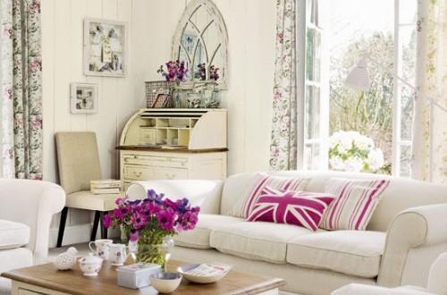 Resultado de imagen para diseño de interiores romantico