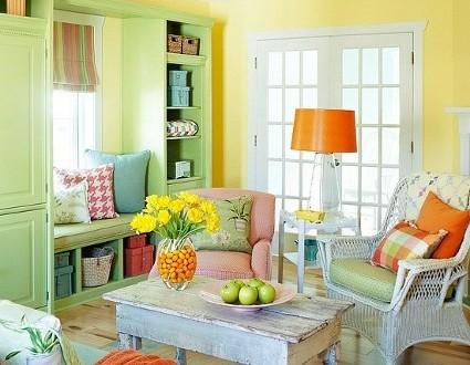 decoracion de interiores estilo rustico