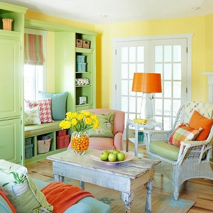 How to make your living room brighter