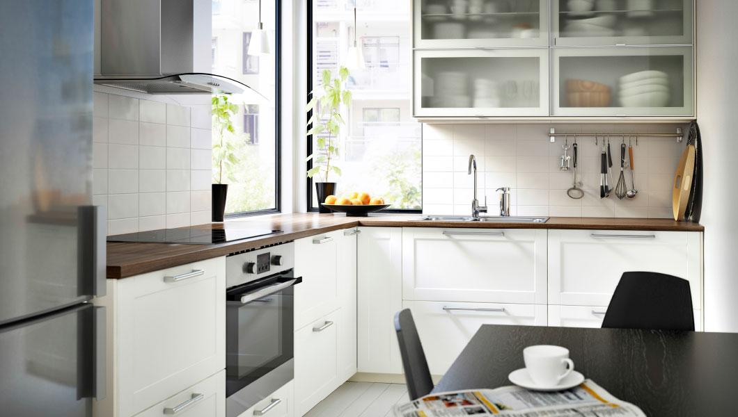 cocina en L Ikea