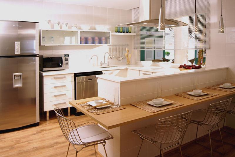 Cocinas modernas evita los errores mas comunes hoy lowcost for Modelos de cocinas pequenas modernas