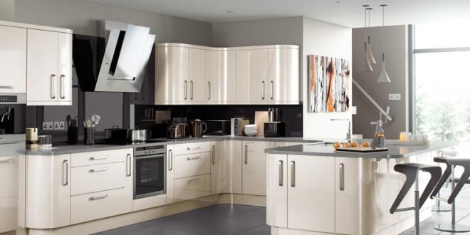Cocinas modernas con desayunador hoy lowcost for Cocinas modernas pequenas para apartamentos con desayunador