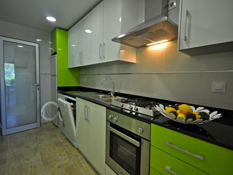 muebles cocinas estrechas