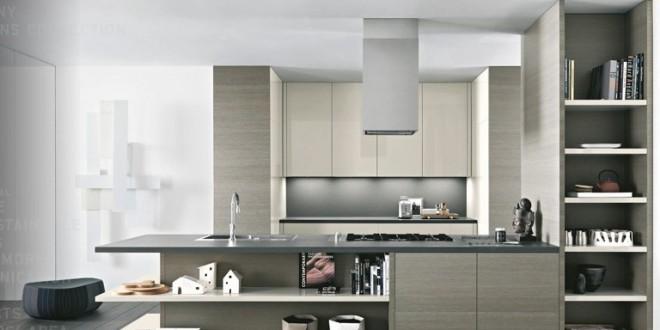 diseño cocina moderna integral | Hoy LowCost