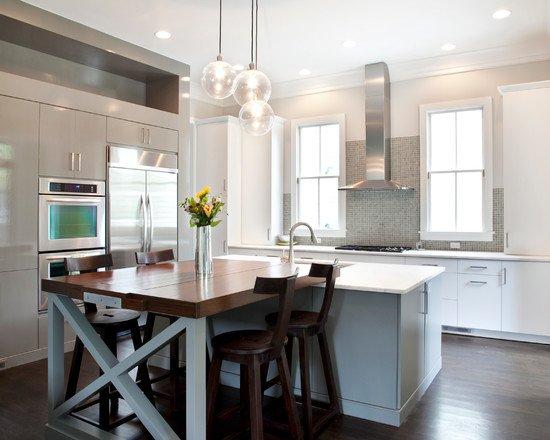 Cocinas modernas evita los errores mas comunes hoy lowcost for Diseno de interiores de cocinas pequenas modernas