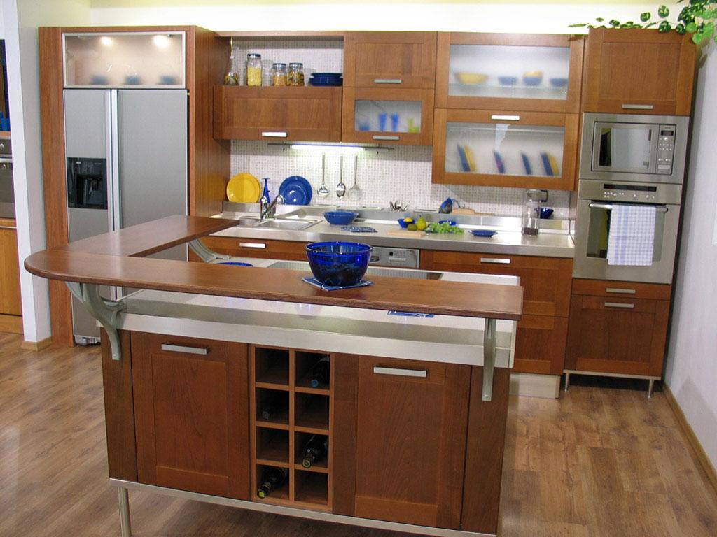 diseño cocinas modernas para loft