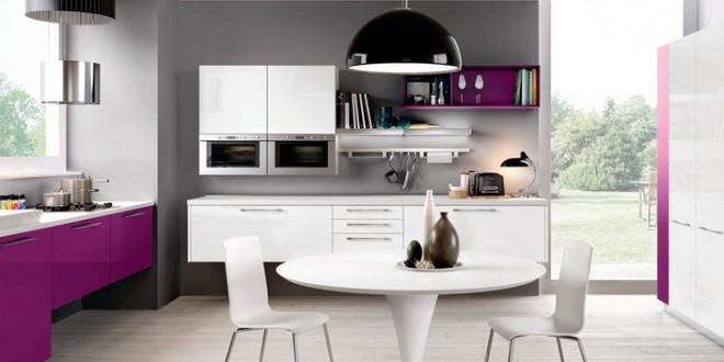 diseño colores cocinas modernas | Hoy LowCost